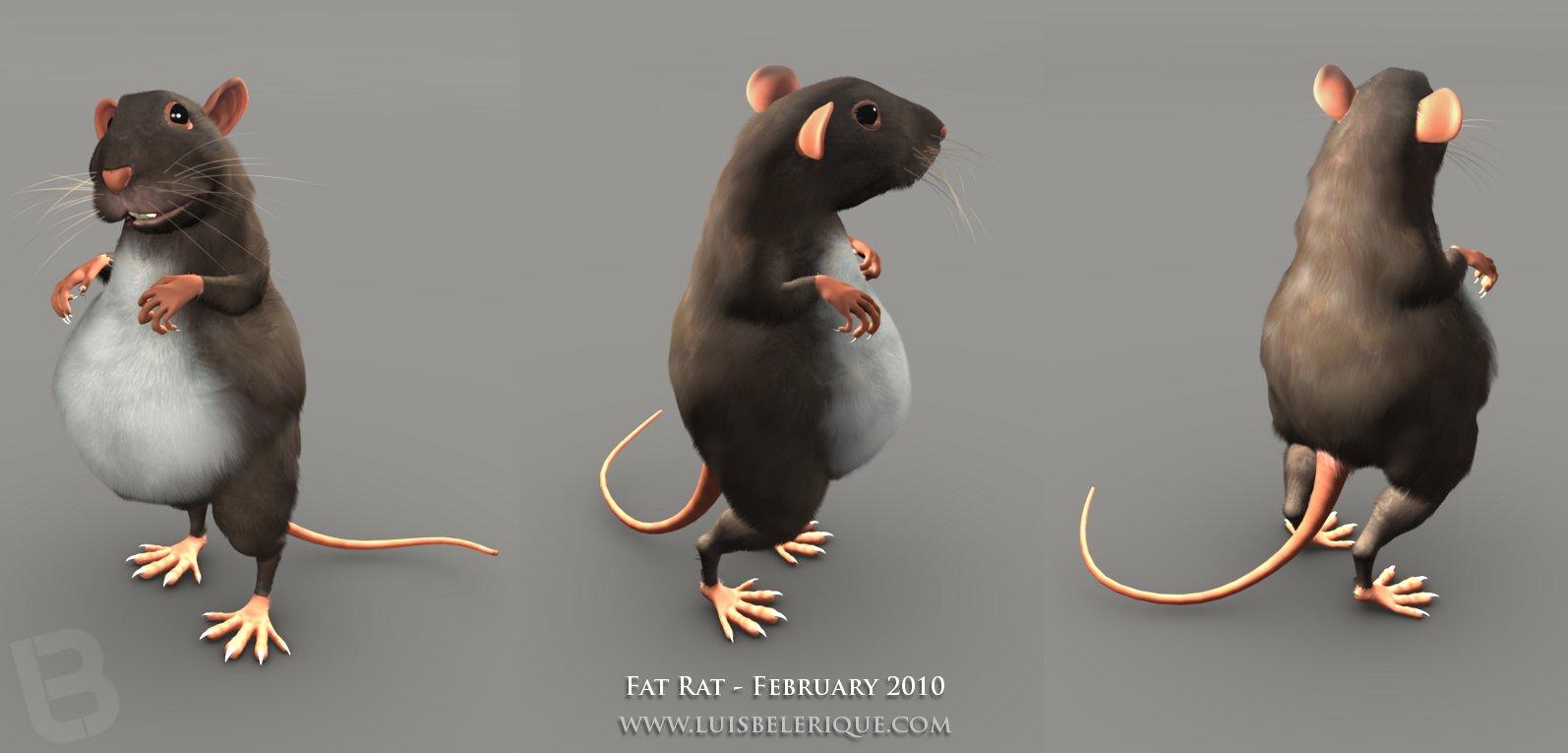 Kan fort bli store summer ut av monster-rotte-bildet! thumbnail